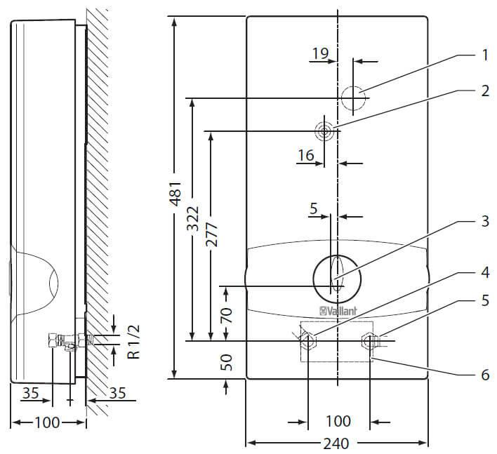 vodonagrevatel protochnyj elektricheskij ved hrazmery